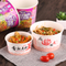 Best Price Disposable Kraft Paper Soup Bowl Take Away Salad Bowl Design Accepted