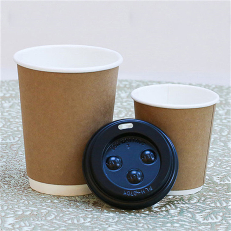 wholesale disposable custom paper coffee cup
