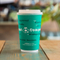 Takeout Paper Espresso Coffee Cup With Lid