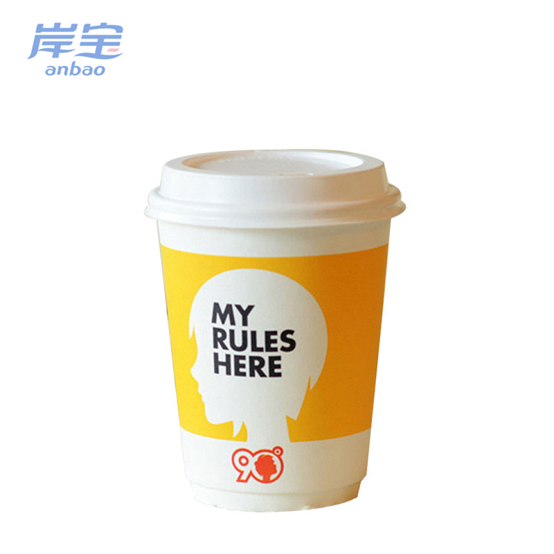 serviceable superior/stable disposable coffee cups with lids and sleeves