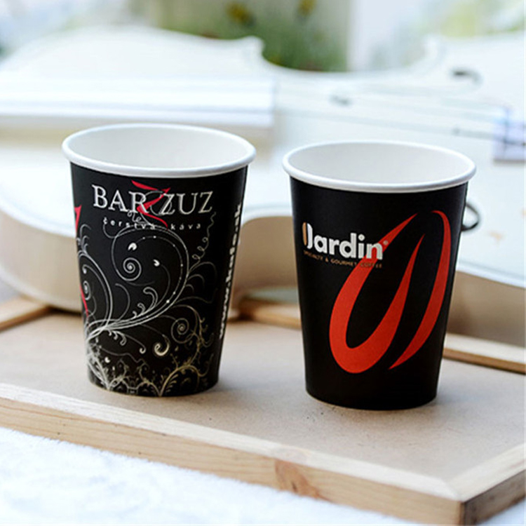 Logo Printing Vending Machine Coffee Paper Cups