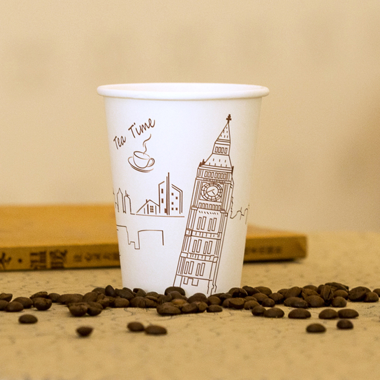 Eco-Friendly China Personalized 30ml 50ml 65ml Paper Tasting Cup/520cc Disposable Soup Paper Cup