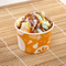 Standard 4oz 6oz 8oz 12oz Ice Cream Paper Cup With Lid Spoon