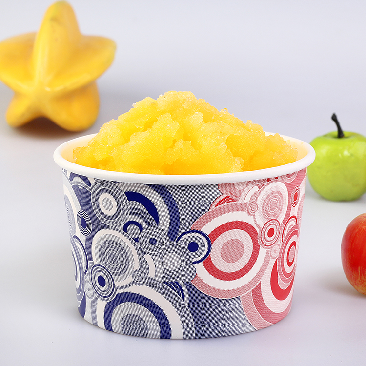 hight quality a disposable bowl ice cream soup containers
