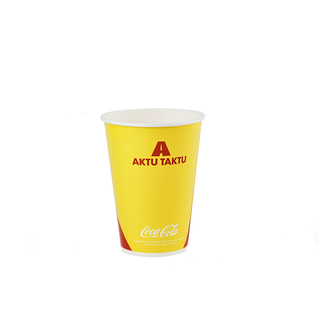 Cheap factory Printed Paper Cold Cups Wholesale